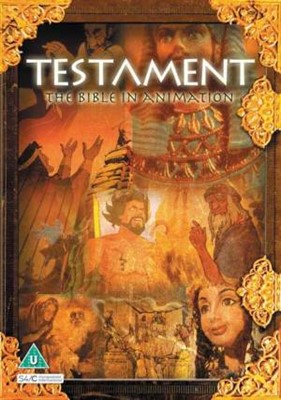 Testament: The Bible in Animation DVD (DVD)