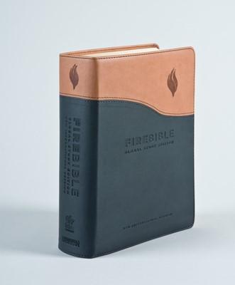 NIV Fire Bible Global Study Edition (Imitation Leather)