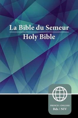 French / English Bilingual Bible (Paperback)