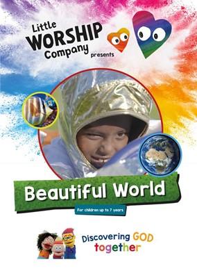Little Worship Company: Amazing Me DVD (DVD)