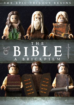 The Bible - Part One (A Brickfilm) DVD (DVD)