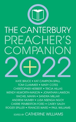 2022 Canterbury Preacher's Companion (Paperback)