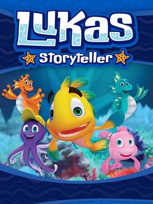 Lukas Storyteller: Season 2 DVD (DVD)