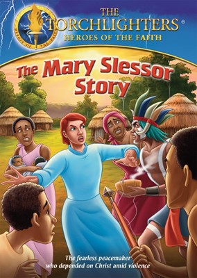 Torchlighters: The Mary Slessor Story DVD (DVD)