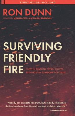 Surviving Friendly Fire (Paperback)