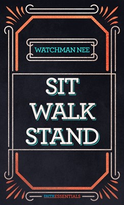 Sit Walk Stand (Paperback)