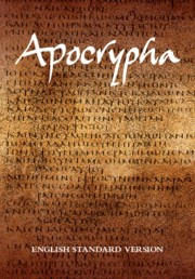 ESV Apocrypha Bible, Text Edition (Hard Cover)