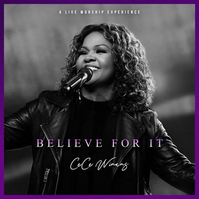 Believe For It (Live) CD (CD-Audio)