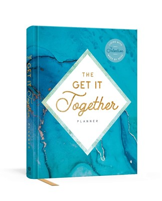 The Get it Together Planner (Hard Cover)