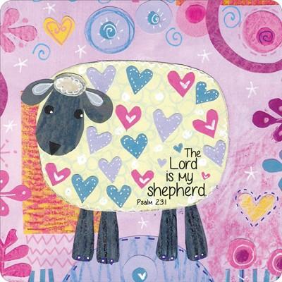 The Lord is My Shepherd Coaster (General Merchandise)