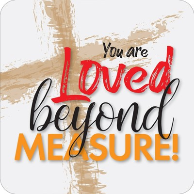 You Are Loved Coaster (General Merchandise)