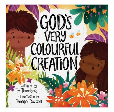 God's Very Colourful Creation (Hard Cover)