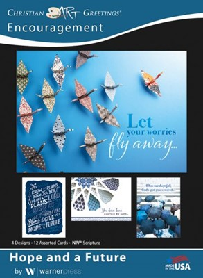 Boxed Greeting Cards - Encouragement - Hope and a Future (Cards)