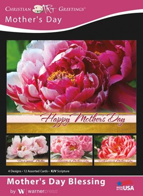 Boxed Greeting Cards - Mother's Day - Mother's Day Blessing (Cards)