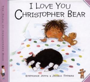 TOCB I Love You Chris Bear H/b (Hard Cover)