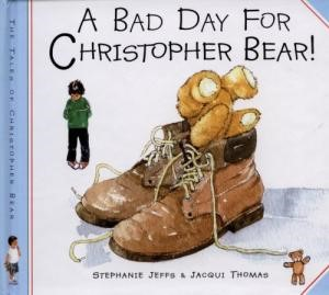 TOCB Bad Day For Chris Bear H/b (Hard Cover)