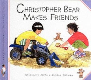 TOCB Christopher Bear Makes Friends (Hard Cover)