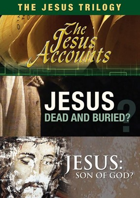 The Jesus Trilogy DVD (DVD)
