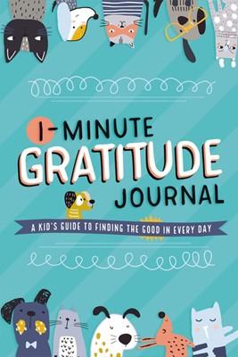 1-Minute Gratitude Journal (Paperback)