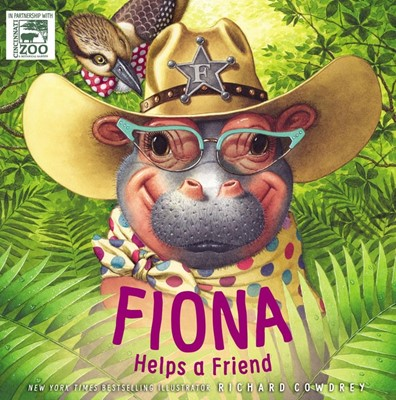 Fiona Helps a Friends (Hard Cover)