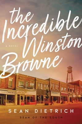 The Incredible Winston Browne (Hard Cover)