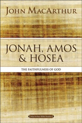 Jonah, Amos, and Hosea (Paperback)