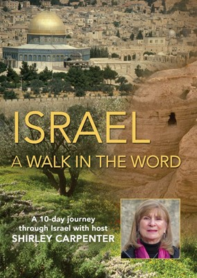 Israel: A Walk in the Word DVD (DVD)