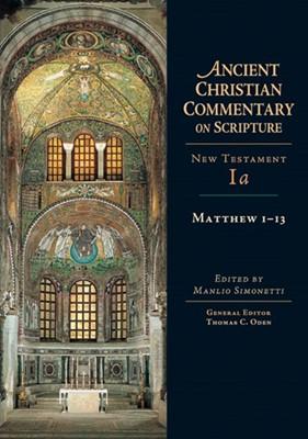 Matthew 1-13 (Hard Cover)
