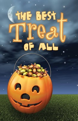 The Best Treat Of All (Pack Of 25) (Tracts)