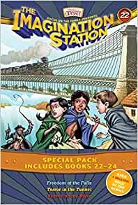 Imagination Station Books 3-Pack (Paperback)