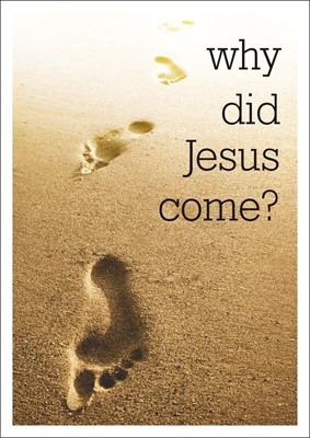 Why Did Jesus Come? (Paperback)
