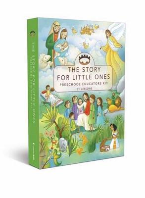 Story For Little Ones With Cd Rom: Preschool Educator Ki, Th (Paperback/CD Rom)