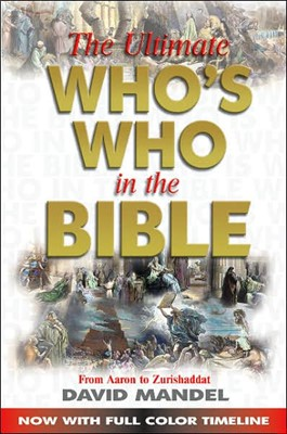 Who's Who in the Bible (Paperback)