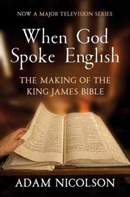When God Spoke English (Paperback)