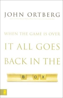 When Game is Over (Paperback)