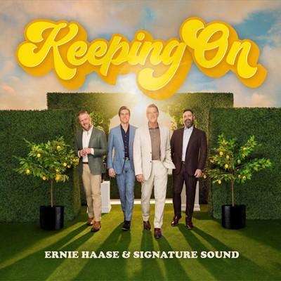 Keeping On CD (CD-Audio)