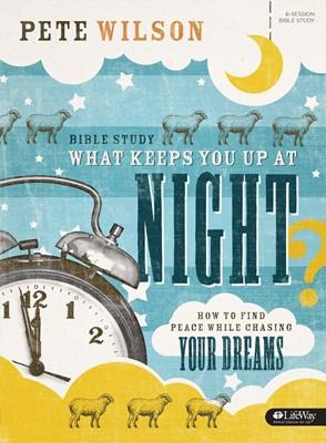 What Keeps You Awake at Night? (Paperback)