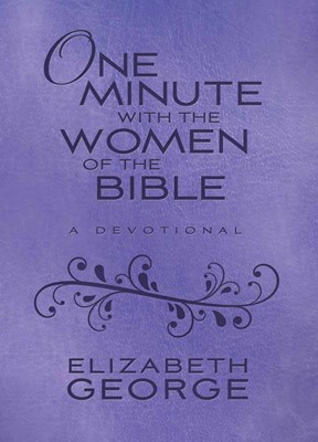 One Minute with the Women of the Bible (Milano Softtone)