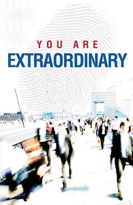 You Are Extraordinary (Tracts)