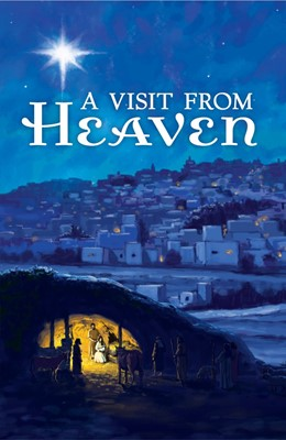Visit from Heaven, A (Tracts)