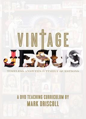 Vintage Jesus 4 DVD Set (DVD)
