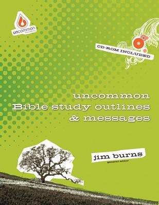 Uncommon Bible Studies Outlines (Kit)