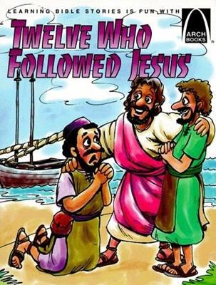 Twelve Who Followed Jesus (Paperback)