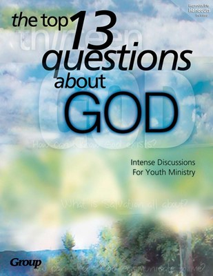 Top 13 Questions About God (Paperback)