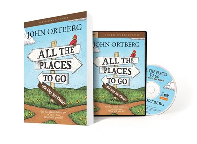 All The Places To Go...How Will You Know? DVD & Guide (Mixed Media Product)