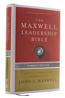 NKJV Maxwell Leadership Bible, Compact Edition (Hard Cover)