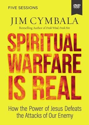 Spiritual Warfare is Real Video Study (DVD)