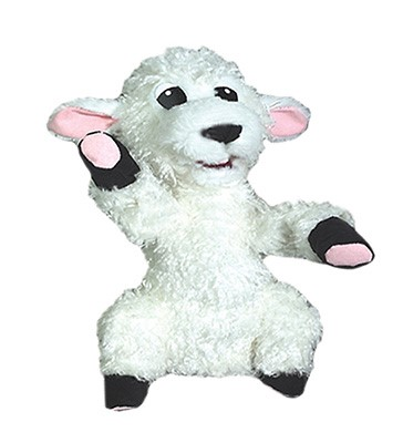 Cuddles the Lamb Puppet (General Merchandise)