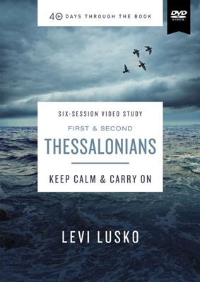 1 and 2 Thessalonians Video Study (DVD)