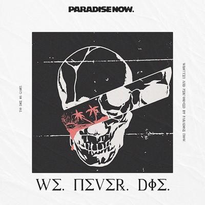 We Never Die CD (CD-Audio)